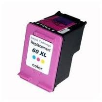 Cartucho De Tinta Hp 60 | 60xl | Cc644wb | Color | F4480 |