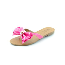 Rasteira Hiz Summer Caveira Pink - Sapatos Mania