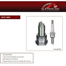 Vela De Ignição Ngk Laser Platinum Pmr7a Especial Para Nitro