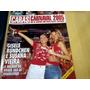 Revista Caras Carnaval 2005 Gisele Bundchen Susana Vieira