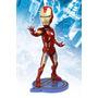 Boneco Head Knockers Os Vingadores Iron Man Dc Comics Neca