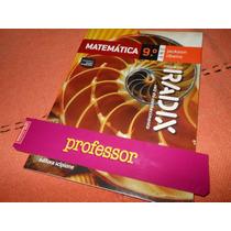 Projeto Radix - Matemática 9º (livro Do Professor) Scipione