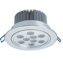 Kit Com 2 Lampada Spot Redondo Bivolt Lm1023b 9w