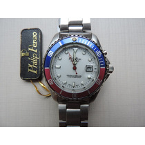Relógio Philip Persio Importado Bonito Elegante Econômico