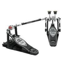 Pedal De Bumbo Duplo Com Estojo Tama Hp900pswn