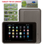 Tablet Celular 7' 3g Wi-fi Dual Chip 8gb Lenoxx Tb120 1.0ghz