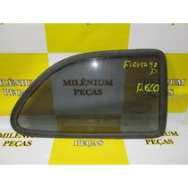 Vidro Fixo Lateral Fiesta 96 A 99 2p Traseiro Direito 12610