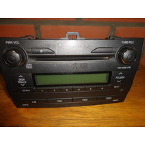 Radio Do Toyota Corolla Xei 09 A 11 Original