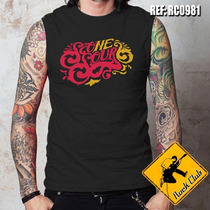 Camiseta De Banda Sem Manga- Stone Sour - Ref.0981