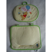Encosto Em Gel Para Carinhos Ou Cadeirinhas De Bebê+protetor