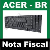 Teclado Acer 5741 5810 5241 5551 5410 5820 7540 7736 7315 Br