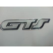 Emblema Adesivo Gts Gol Parati Saveiro Ótimo Qualidade