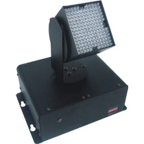 Mini Moving Head Led Rgb Efeito Luz Strobo Dmx Áudio Ritmico