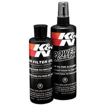 Promoção Kit Limpeza K&n 99-5050 Filtro Esportivo Lavavel