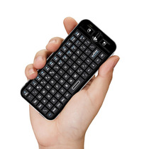 Mini Teclado + Air Mouse Sem Fio Ipazzport Pc Tv Android Usb
