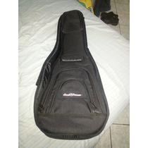 Bag Bolsa Para Guitarra Fender Strat Mini Ou Les Paul Junior