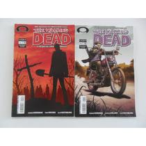 The Walking Dead! Várias! R$ 10,00 Cada! Ed. Hqm 2013!