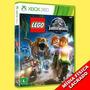 produto Lego Jurassic World Xbox 360 Dublado Português Original