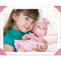 Boneca Baby Coleção Ninos Recém Nascido 2032 - Cotiplás