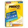 Etiqueta A4367 Pimaco Cx C/ 100 Folhas 100 Etiquetas