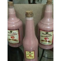 Licor De Morango Com Chocolate Branco - Frete Gratis