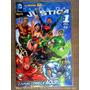 Liga Da Justiça Os Novos 52 N° 01 Reboot Dc Nova E Lacrada!