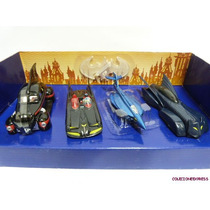Batman Batmobile Batmovel Corgi Set 1:43 Collectible Edition