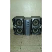 Caixa De Som Grande + Amplificador.