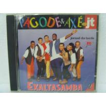 Cd Pagode & Axé No Jt Exalta Samba 2