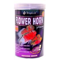 Ração P/ Peixe Flower Horn Pellet Young 95g Tropical