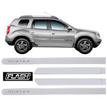 Kit De Frisos Personalizados Duster 2011 A 2016 Prata