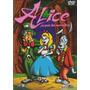 Dvd Alice No Pais Das Maravilhas Spot Filmes
