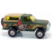 Hot Wheels Looney Tunes 85 Ford Bronco Mattel