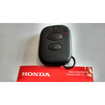 Controle Alarme Civic 01/06 Fit 03/08 Original Honda
