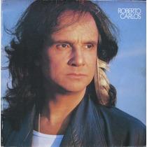Roberto Carlos Lp Disco Vinil 1989 Roberto Carlos