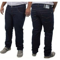 Calça Jeans C/ Lycra Masculina 50 52 54 56 58 60 62