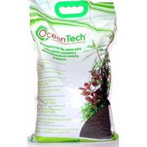 Ocean Tech Substrato Fértil 5kg - Preto - Aquario Plantado