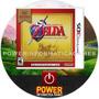 Zelda Ocarina Of Time Nintendo 2ds 3ds New 3ds Mídia Física