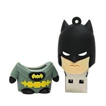 Pen Drive 8gb Personalizado 3d Batman - Pronta Entrega