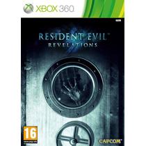 Resident Evil: Revelations - Jogo Zumbi Xbox 360 Português