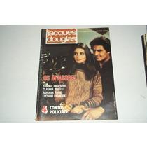 Revista Policial Jacques Douglas Nº 117 Anos 1970 Fotonovela
