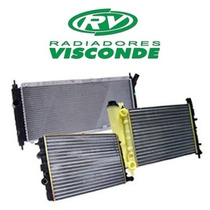 Radiador Visconde Ford Ka 1.0 1.3 Endura S/ar 97/99 2585