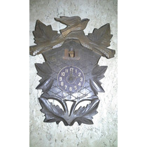 Antigo Relógio Cuco ( Restauro )