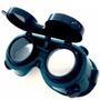 Óculos De Solda Maçarico Articulável Lente Dupla Western 731
