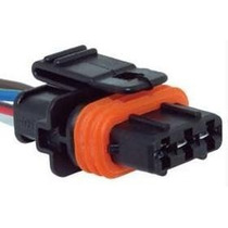 Soquete Plug Conector Bobina Ignição Palio/siena/brava S10/b