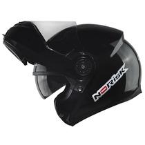 Capacete Robocop Escamoteável Norisk Ff370 + Óculos Interno