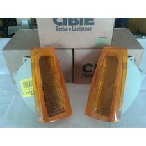 Lanterna Pisca Monza 88 89 90 Ambar Classic Original Cibie