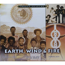 Cd Earth Wind & Fire - That