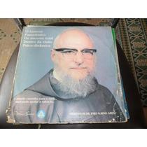Lp Vinil Gospel Evangélico - Dr. Frei Albino Aresi - O Homem