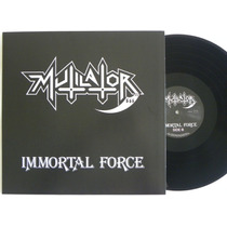 Mutilator Immortal Forces Lp Sepultura Sarcofago Chakal